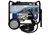 Hot Sale Westinghouse WH6000S Portable Generator with 25' Power Cord, 6000 Running Watts/7500 Starting Watts