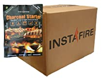 InstaFire Charcoal Briquette Starter, 30 Burnable Packs