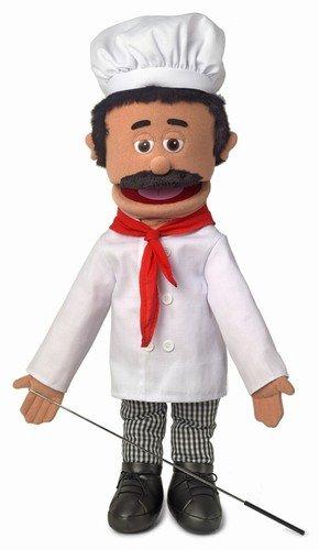 Chef Luigi Kids Full Body Puppets Toys, 25 x 12 x 10 (in.)