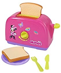 Simba Minnie Mouse Toaster, Pink