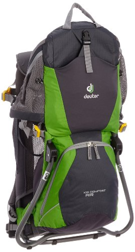 deuter-kid-comfort-air-zaino-grigio-verde