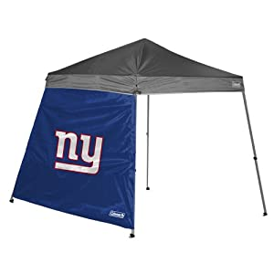 Nfl York Giants 10 X 10-feet Slant Leg Canopy Wall by Licensed Products