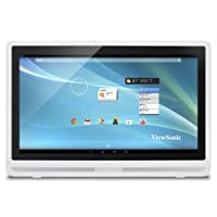 ViewSonic VSD241 24-inch (23.8? Vis) Full HD 1080p Touch Smart Display Monitor, Android 4.2, All-in-one, Tegra 3 from ViewSonic