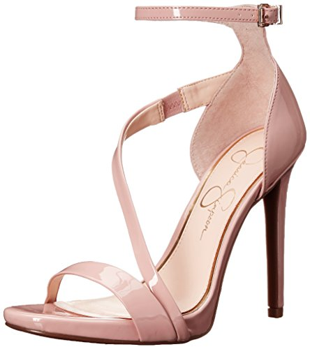 Jessica Simpson Women's Rayli Dress Sandal, Nude Blush, 6.5