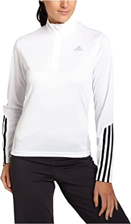 adidas Women's Response DS Half Zip Top