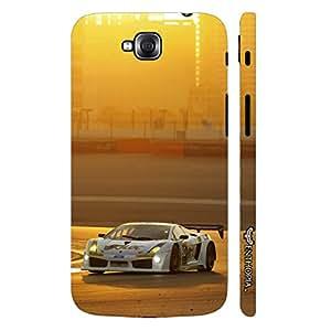 LG G Pro Lite Dual Race Until Sundown designer mobile hard shell case by Enthopia