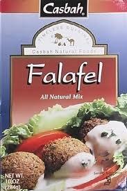 Falafel All Natural Mix Pack 2.
