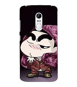 EPICCASE Cool Shin chan Mobile Back Case Cover For Lenovo Vibe X3 (Designer Case)