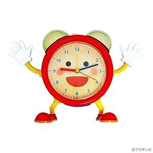 めざましくん時計(生野アナバージョン)NEW