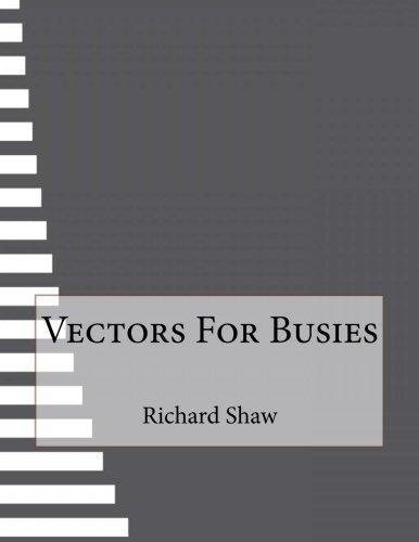 Vectors For Busies