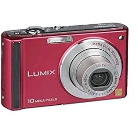 41vDCr82MJL. SL500 AA280  Panasonic Lumix DMC FS20R 10MP Digital Camera   $150 Shipped