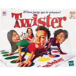 Hasbro - Tavolo da gioco - Twister