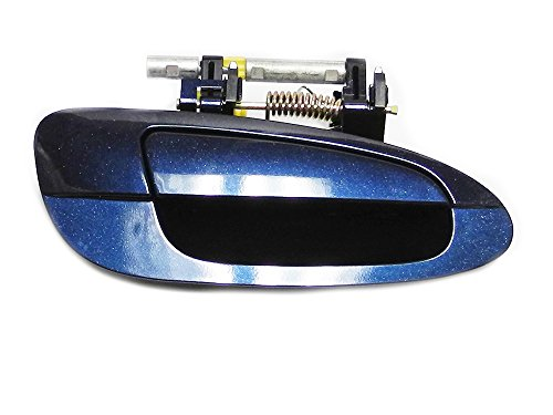 For 02-06 Nissan Altima Front Right Outside Outer Exterior Door Handle B3758 BW9 Blue 02 03 04 05 06 (Altima Door Handle Blue compare prices)