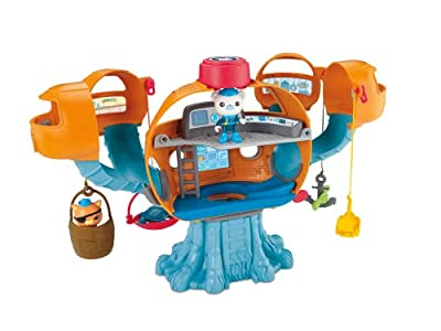 Fisher-Price Octonauts Octopod Playset from Fisher Price