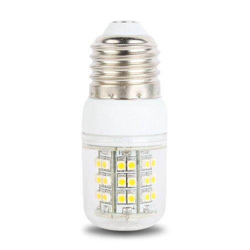 Yevita E27 Pure White 48 3528 Smd Led Spot Light Lamp Bulb 3.5W 200-230V