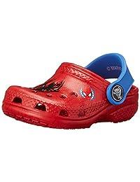 crocs Kids' Classic Spider-Man Clog