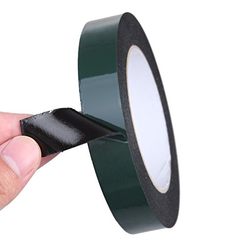 Vktech® 5M Auto Acrylic Foam Double Sided Faced Attachment Adhesive Tape 20Mm