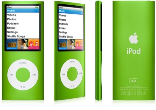 Apple iPod nano 16GB グリーン