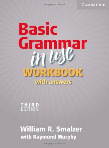 Basic Grammar in Use 3rd Workbook with Answers