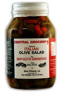 Central Grocery Olive Salad from Central Grocery