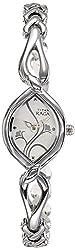 Titan Raga Analog White Dial Womens Watch - NE2455SM01
