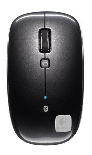 LOGICOOL ワイヤレスレーザーマウス  Bluetooth搭載 M555b