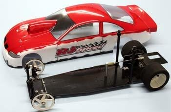 RJ SPEED 2001 11 Wheelbase Pro Stock Kit (Pro Stock Model Car Kits compare prices)