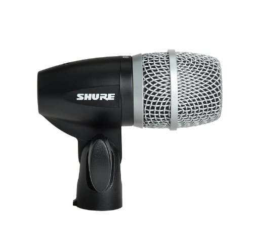 Shure Pg56-Lc Instrument Dynamic Microphone, Cardioid