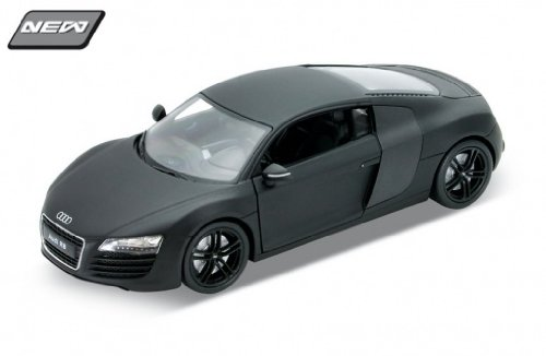 Audi R8 Matt Black 1/24 (Audi R8 Model compare prices)