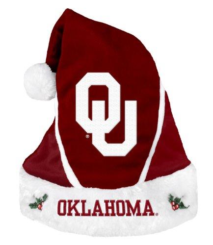 NCAA Oklahoma Sooners 2014 Colorblock Santa Hat