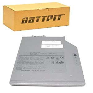 Battpit™ Laptop / Notebook Battery Replacement for Dell Latitude D820 (4400mAh / 49Wh)