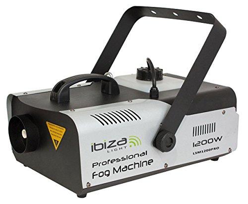 LSM1200PRO Nebelmaschine, Schwarz