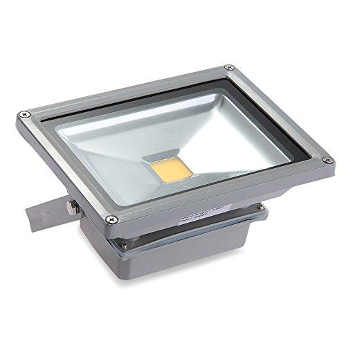 Faro faretto a led per esterno alta luminosit u00e0 illuminazione luce bianca fredda 10 Watt     -> Lampadario Led Alta Luminosità