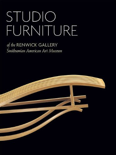 Studio Furniture of the Renwick Gallery: Smithsonian American Art Museum by Fox Chapel Publishing