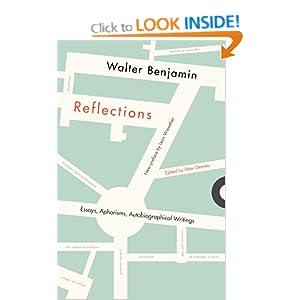Walter benjamin essays list
