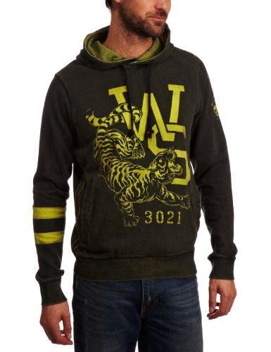 Ringspun Reverse Tiger Mens Sweatshirt