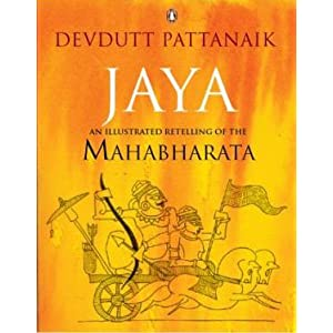 Jaya: An Illustrated Retelling of the Mahabharata