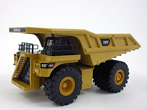 CAT 797 (797F) Mining Dump Truck 1/101 Scale Diecast Metal Model (Heavy Equipment Models compare prices)