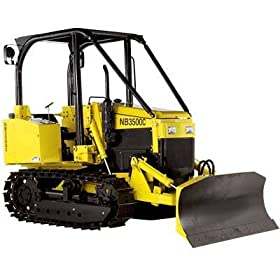 Amazon.com: - NorTrac Bulldozer - 30 HP: Home Improvement