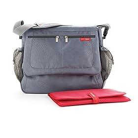 Skip Hop Via Messenger Diaper Bag