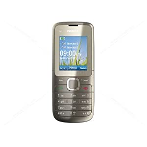 Nokia C2-00 (White, English)
