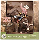 Lane Frost and Red Rock