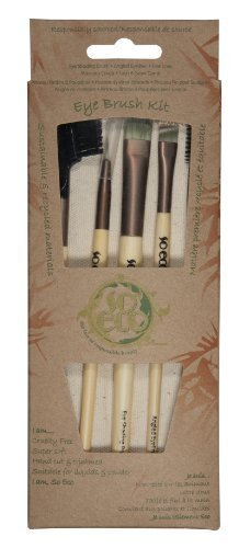 So Eco Eye Brush Set by So Eco (English Manual)