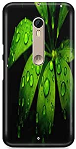 Sand Dunes Designer Printed Hard Back Case cover for Motorola Moto X Style