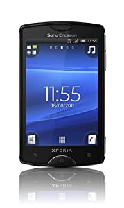 Sony Ericsson Xperia Mini ST15a Unlocked Cellphone - US Warranty - Black
