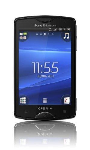 Sony Ericsson Xperia Mini St15A Unlocked Cellphone - Us Warranty - Black
