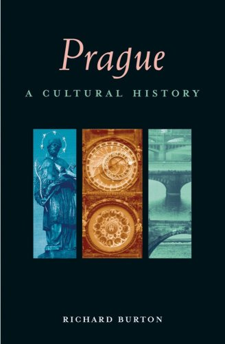 Prague: A Cultural and Literary History (Cities of the Imagination)