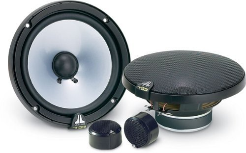 "Jl Audio Tr650-Csi 6-1/2"" Evolution Tr Series 2-Way Component Speakers System (Pair)"