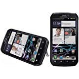 Motorola Photon 4G MB855 Sprint CDMA Android Cell Phone - Black