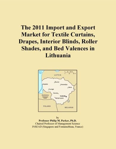 The 2011 Import and Export Market for Textile Curtains, Drapes, Interior Blinds, Roller Shades, and Bed Valences in Lithuania
